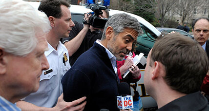 George Clooney arrested: how his protest could help Sudan (+video)