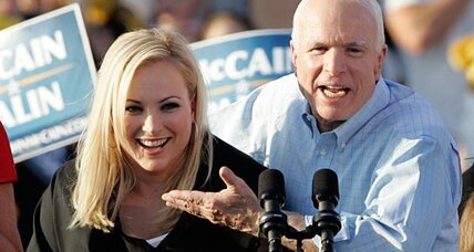 Meghan McCain: Is she the anti-Palin (+video)?