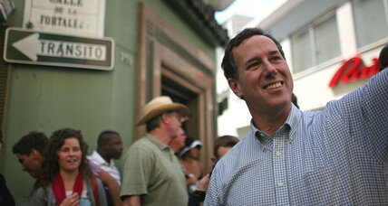 Why Rick Santorum has only a 1 percent chance of stopping Mitt Romney