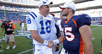 Keep Tim Tebow? Why this Broncos fan doesn't want Peyton Manning.