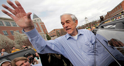 Is Ron Paul running into money problems?