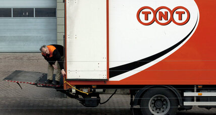 UPS to buy Dutch delivery company TNT Express for $6.8 billion