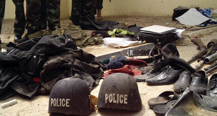Boko Haram: Nigeria's Army kills nine suspects after attack