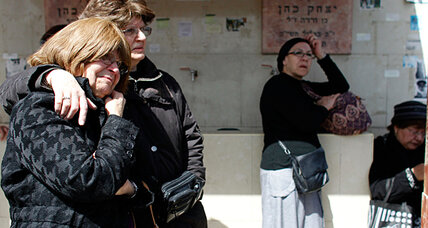 Jewish community draws solace from France's response to killings