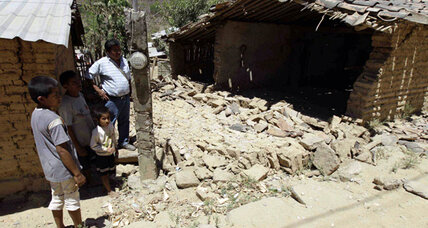 Better prepared: Mexico's 7.4 quake causes damage, but no deaths