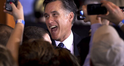 Endorsements, dollars shift to Romney. Can he close the deal?