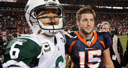 Mark Sanchez and Tim Tebow: A match made in heaven?