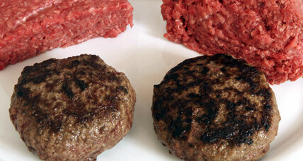 National grocery chains to stop selling beef containing 'pink slime'