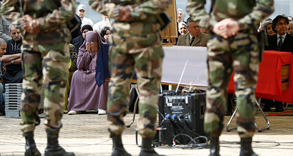 French Muslims hold breath as France takes stock