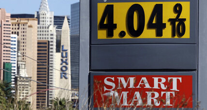 Obama, Congress, traders? Public unsure who to blame for high gas prices.
