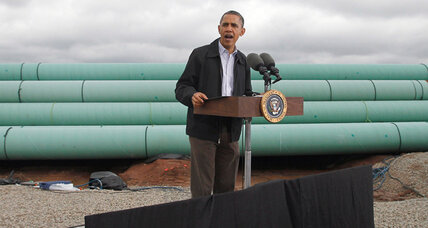 Obama fast-tracks part of Keystone XL pipeline (+video)