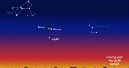 Bright Venus to show in daytime sky