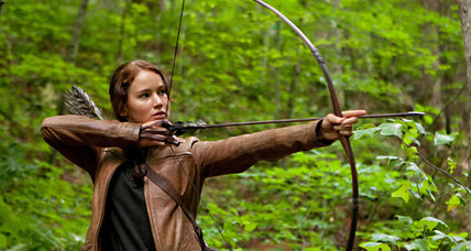 How 'The Hunger Games' scored a marketing win