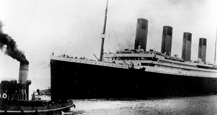 Belfast: reluctant birthplace of the Titanic