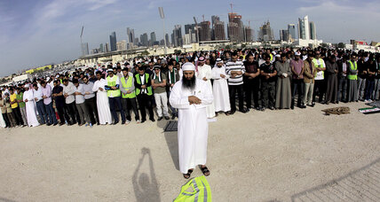 Qatar christian