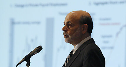 Bernanke comments send stocks soaring