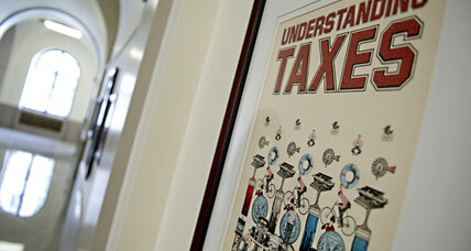 Why broadening the tax base is so difficult
