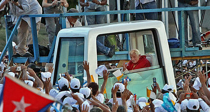 Pope in Cuba: Will he raise case of jailed American?