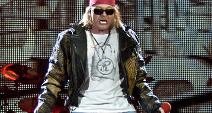 Axl Rose and your investment team