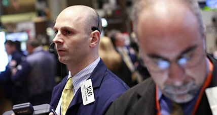 Sagging consumer confidence lowers stocks