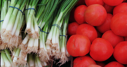 Six ways to save money with fresh produce