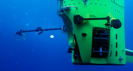 Challenger Deep as a tourist site? Modern-day Jules Vernes say 'yes'