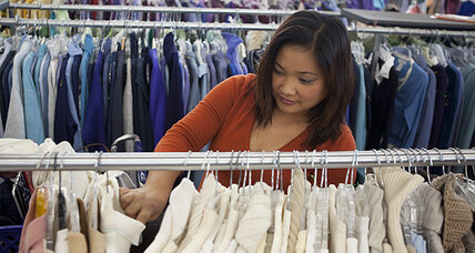 How to be a successful thrift store shopper