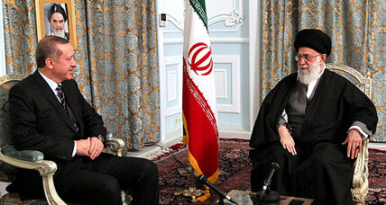 Khamenei: Iran strongly opposes any foreign intervention in Syria