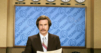 Will Ferrell announces Ron Burgundy's return in 'Anchorman' sequel