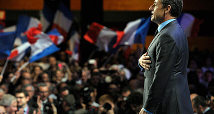 France presidential elections: the candidates challenging Sarkozy