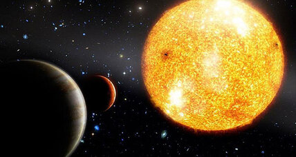 Planets found at dawn of universe, but their existence is a mystery