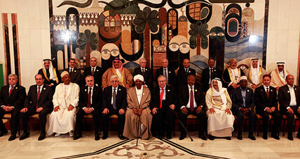 Real triumph of Arab League summit: That it happened at all