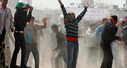 Israeli efforts to defuse 'Land Day' tensions fail as clashes erupt at checkpoint