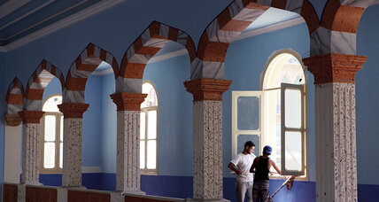 A Jewish synagogue makes a comeback in Lebanon