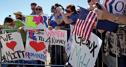 Gender gap daunting for GOP: Why women's vote is key