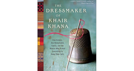Reader recommendation: The Dressmaker of Khair Khana