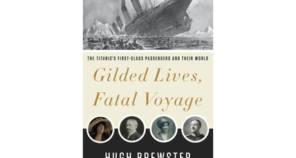 "3 new ""Titanic"" books"