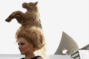Прически для волос (42 фото): Бабочка, Рожки, Корона, …