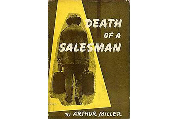 Death of a salesman essay biff and willy