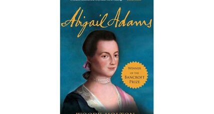 Reader recommendation: Abigail Adams