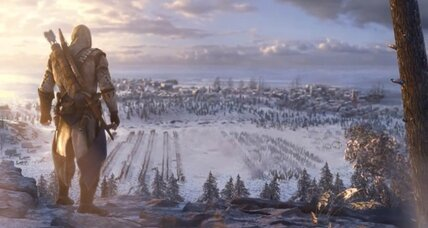Assassin's Creed III trailer hits the web