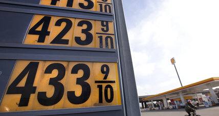$5 gas? Prices creep upward once again.
