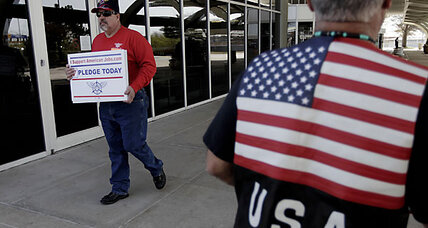 Retirement cuts? American backs off threat.