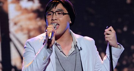 American Idol: Heejun Han evicted from the Hollywood mansion (+video)