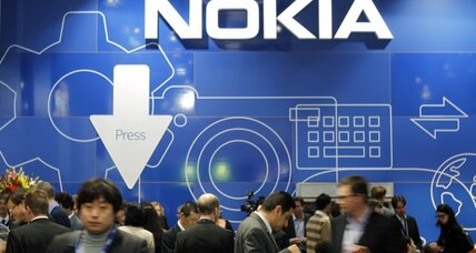 Nokia patents vibrating tattoos