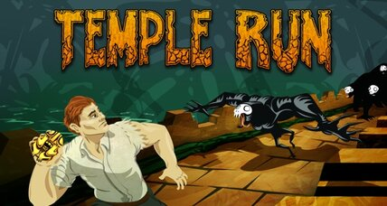 Temple Run for Android proves that 'free' can be profitable