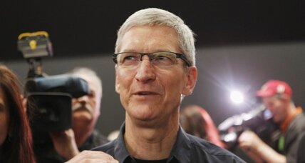 Apple CEO Tim Cook visits China. What did they talk about?