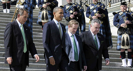 St. Patrick's Day: Quick, which US president was most Irish?