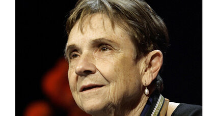 Adrienne Rich: a voice for the marginalized