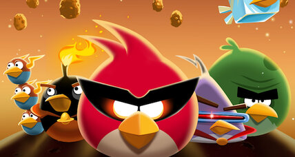 Angry Birds Space blasts off today